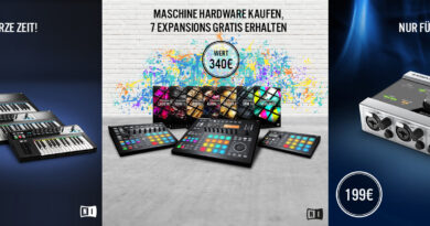 Native Instruments Aktionen