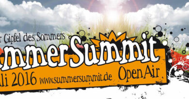 13. SummerSummit Open Air - 09.07.2016