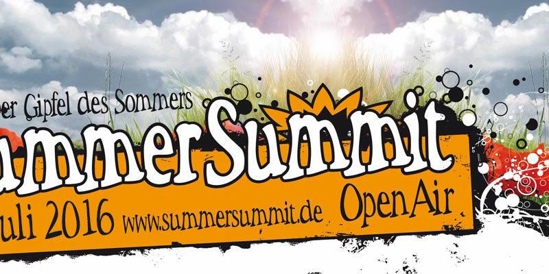 13. SummerSummit Open Air - 09.07.2016
