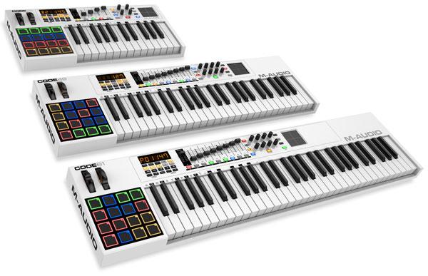 M-Audio Code Serie