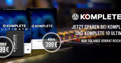 Native Instruments Komplete 10 Blowout