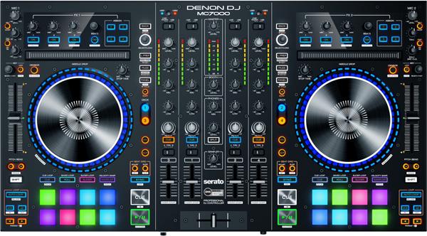 Denon MC 7000 DJ Controller