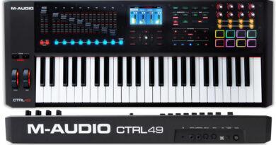 M-Audio CTRL 49