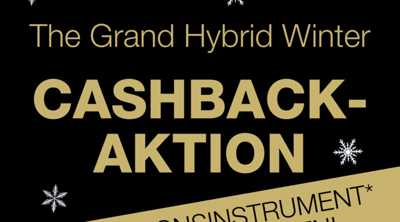 Casio - The Grand Hybrid Winter