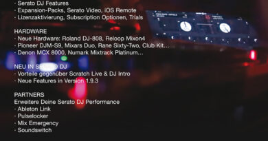 Serato Education Tour 2016 - Leipzig