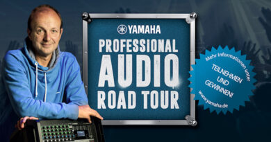 Yamaha Pro Audio Road-Tour 2016