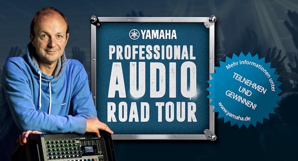 Yamaha Pro Audio Road-Tour 2016