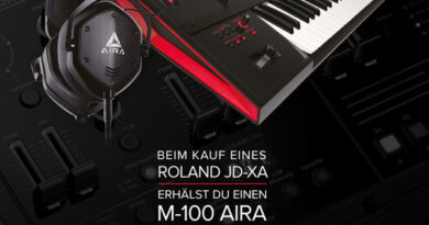 Roland JD-XA Aktion