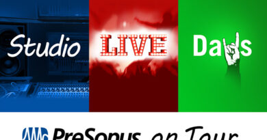 PreSonus StudioLive Days 2017