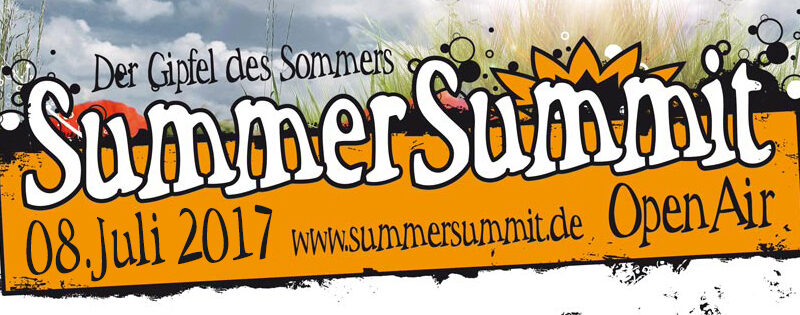 14. SummerSummit Open Air – 08.07.2017