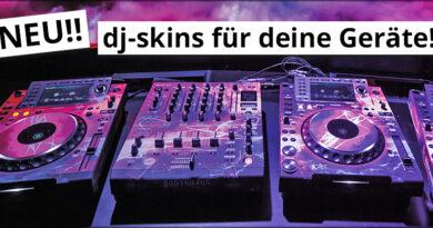 dj-skins für deine Geräte