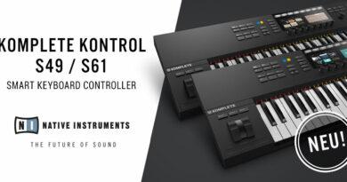 Native Instruments KOMPLETE KONTROL S49 MK2 + 61MK2