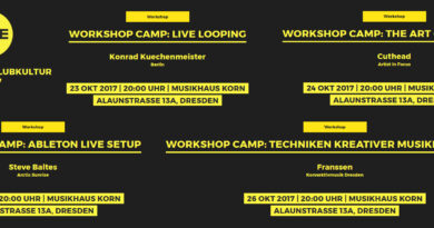 DAVE Workshop Camp 2017