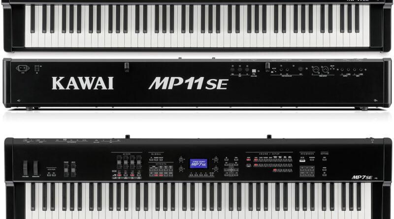 Kawai MP11 SE + Kawai MP7 SE