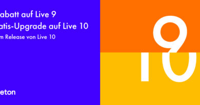 Ableton Live 10 | Live 9 Sellout