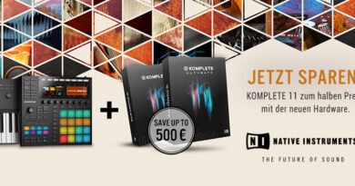 Native Instruments KOMPLETE 11 UPG/UPD - Halber Preis