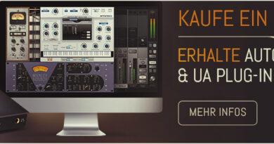 Universal Audio Apollo Twin MK2 - Promo