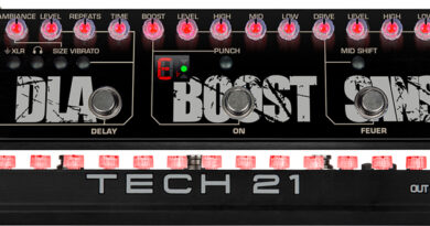 TECH 21 Paul Landers Signature Fly Rig PL1