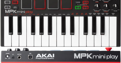 Akai MPK mini Play