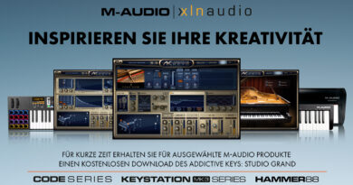 M-Audio - Gratis XLN Audio Addictive Keys Studio Grand