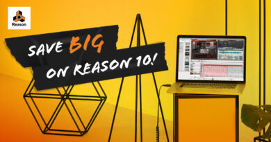 Propellerhead Reason 10