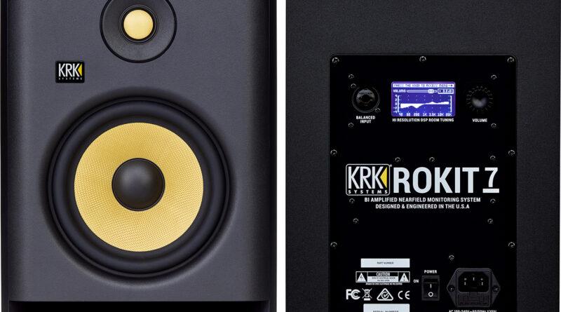 KRK ROKIT G4 Serie