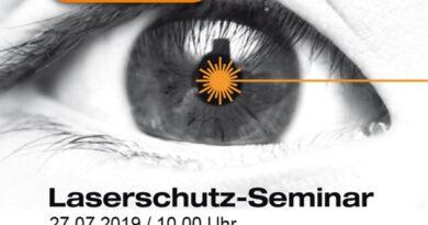 Seminar zum Laserschutzbeauftragten