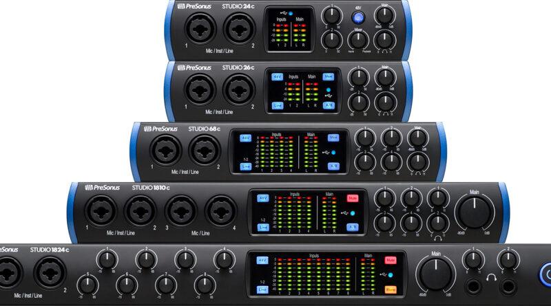 PreSonus Studio-Serie USB-C
