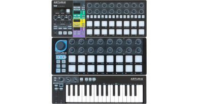 Arturia BeatStep BE, Arturia BeatStep Pro BE, Arturia KeyStep BE