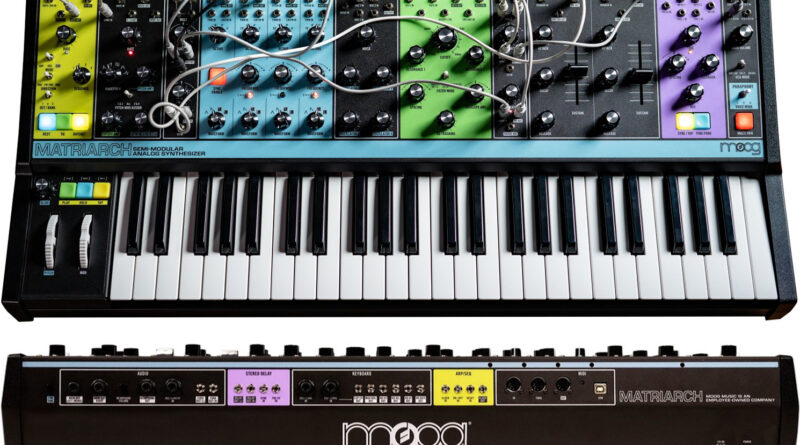 Moog Matriarch Synthesizer