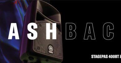 Yamaha Stagepas BT - Cashback