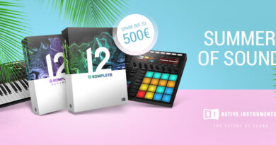 Native Instruments - Summer of Sound - 2019