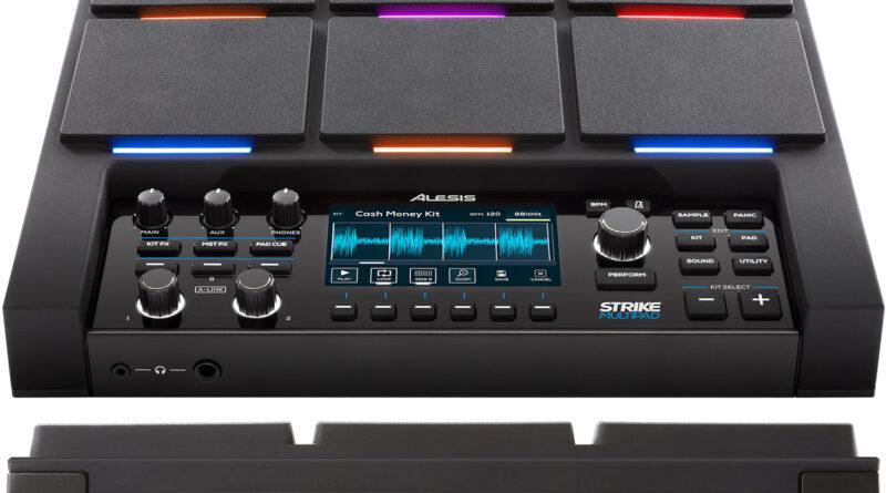 Alesis Strike Multipad - Jetzt erhältlich!
