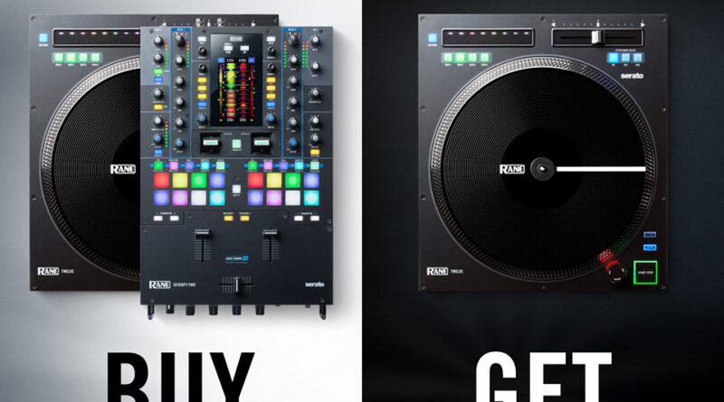 Gratis Rane Twelve Battle Controller - 01.07.-30.08.19