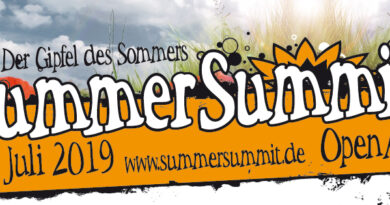 06.07.2019 - 16. SummerSummit Open Air 2019