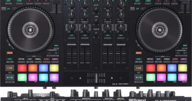 Roland DJ-707M DJ Controller
