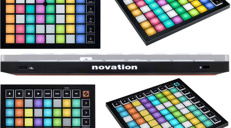Novation Launchpad X + Launchpad Mini MK3