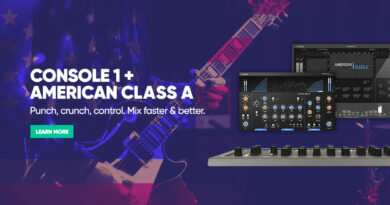 Softube Console 1 MKII + American Class A gratis