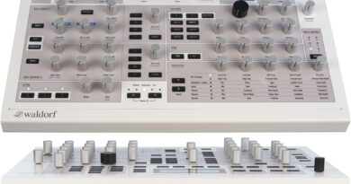 Waldorf Kyra Synthesizer
