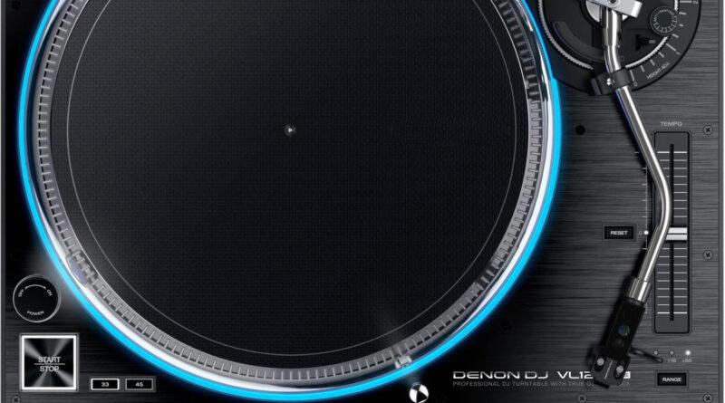 Denon VL12 PRIME Plattenspieler - Aktion bis 06.12.19