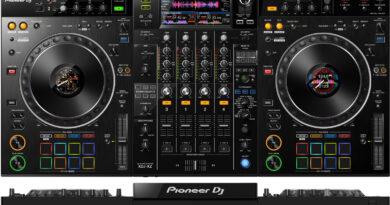 Pioneer XDJ-XZ DJ System Controller vorgestellt
