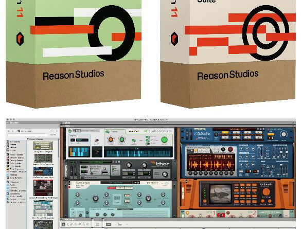 Reason Studios - Bis zu 33% Rabatt - 22.11.-02.12.2019