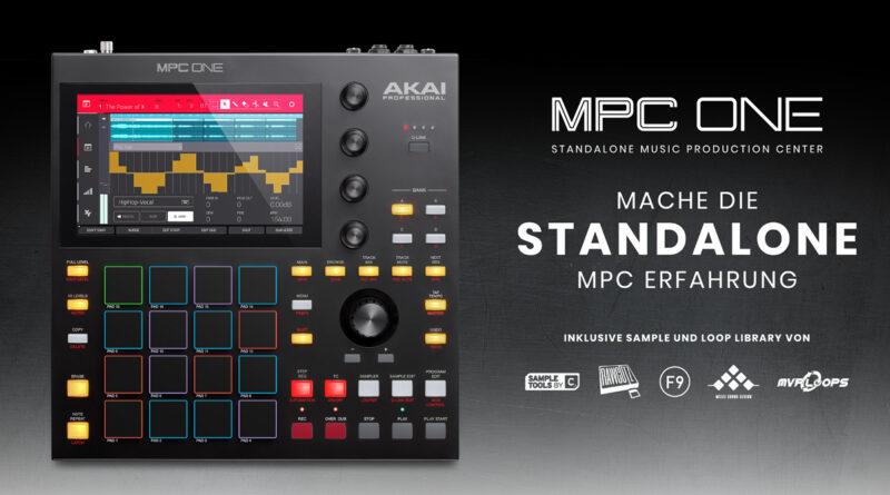 Akai MPC ONE angekündigt