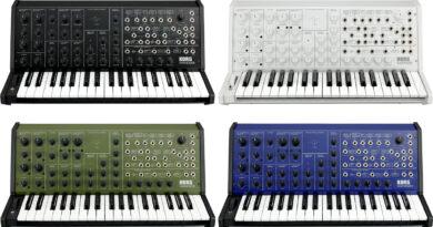 Korg MS-20 Full Size Ltd. Edition angekündigt