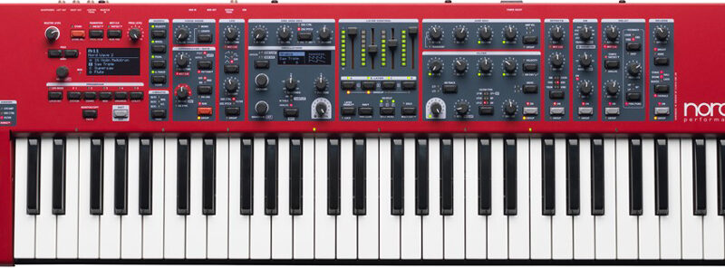 Nord Wave 2 Synthesizer vorgestellt