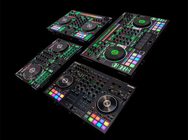 Roland DJ Controller - 3 Monate gratis BPM Supreme