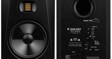 ADAM Audio T8V vorgestellt
