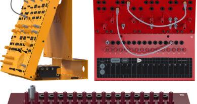 Teenage Engineering PO Modular Serie vorgestellt