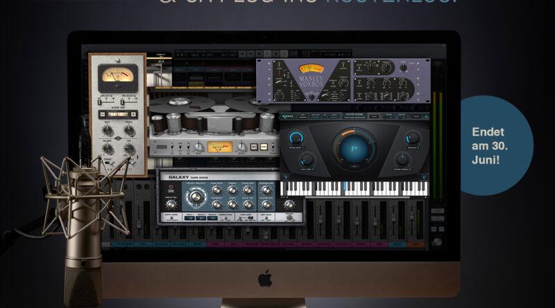 Universal Audio Apollo x4 - Apollo Twin - Gratis Plug-Ins im Wert von bis zu 1095 Euro