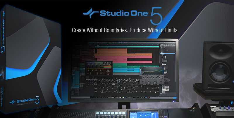 PreSonus Studio One 5 DAW